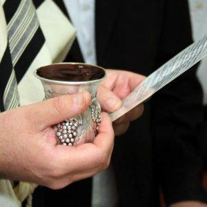 הרב עופר ארז שבע ברכות ללא יין